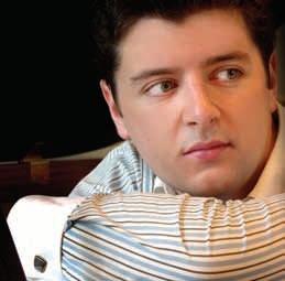 Darrett Zusko, piano