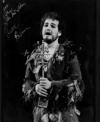 Russel Braun, Canadian baritone